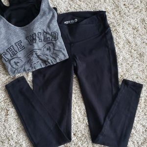 Old navy Active fitted leggings  x-small